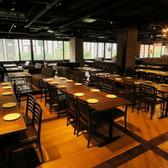 会社の飲み会など各種宴会にはこのお席がおすすめ☆オシャレな店内でゆっくり心ゆくまでお楽しみ下さいませ♪