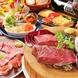 肉コース3800円/4500円/5000円