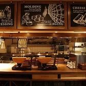 チーズキッチン ラクレ CHEESE KITCHEN RACLER 銀座の雰囲気3