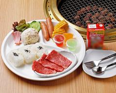 黒毛和牛 焼肉一 堀江店のコース写真