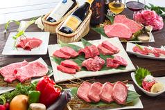 Barbeque&Wine Dinning 黒毛和牛焼肉 きっしゃん 北新地店の写真