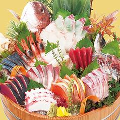 大漁盛り (12種盛り)
