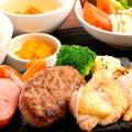 料理メニュー写真【A】ミックスグリルAセット