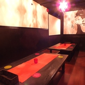 併設するBAL OHVANのお部屋です。バル仕様で女性に人気の高いお部屋です◎