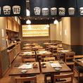 【そばちょこのお蕎麦は全て十割!!】昼は名物肉つけ蕎麦や定番のお蕎麦、夜はそば居酒屋としていろんなつまみや串天と共に店長選りすぐりの日本酒で少人数から多人数までお楽しみいただけます!!