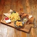 料理メニュー写真Fried Potato ポテトフライ