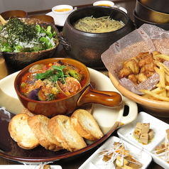 nanara食堂の写真