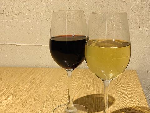 サブスク始めました! イタリアンワイン赤.白 30日間飲み放題!5000円(税別)