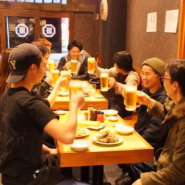 """寅""""むすこ食堂の雰囲気1"""