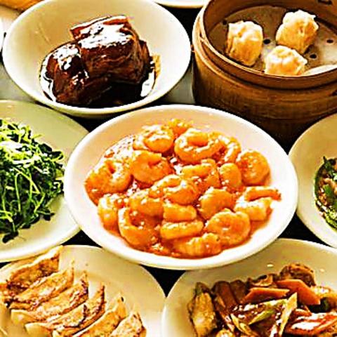 中華 食べ放題 おいしい餃子 田端店