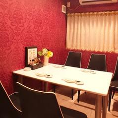 小【完全個室・4名様】扉で仕切られた完全個室をご利用いただけます。送別会・歓迎会・昼宴会・接待・女子会