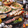 コスパ抜群!超肉食メニュー+2H飲み放題付きコースは2500円~ご用意◎
