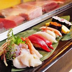 やっこ寿司の写真