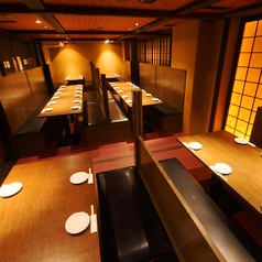 黄金の鱗 京橋店の雰囲気1