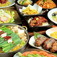 多種多様な九州・博多料理が満喫できるコースを取り揃え