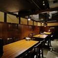 江戸文化を思わせる懐かしい雰囲気を再現!