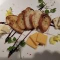 料理メニュー写真おまかせチーズ盛り合わせ(バケット付き)