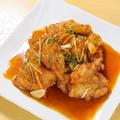 料理メニュー写真東北風酢豚