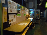 弘前 バスターミナル そば店の雰囲気2