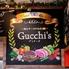 肉とチーズのお店 Gucchi's グッチーズ 中野のロゴ