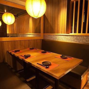 地鶏ダイナー 静岡駅店の雰囲気1