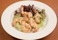 料理メニュー写真HAWAII好きが作るガーリックシュリンプ