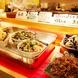 野菜はもちろん肉系・魚系、揚物・煮物など品数も豊富