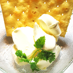 料理メニュー写真ハニークリームチーズ