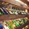 もちろんワインの種類は充実♪