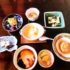 和仲荘のおすすめ料理1