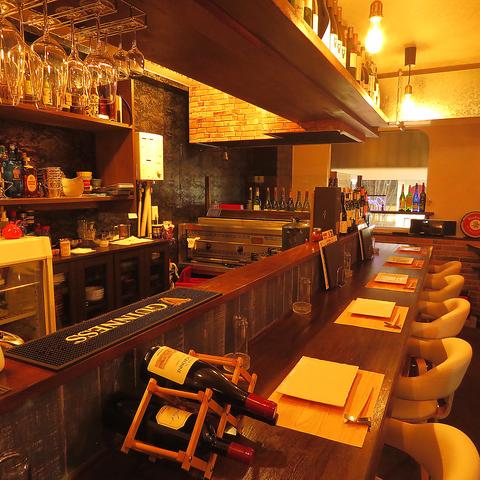 がぶ飲みワイン食堂 KushiyaPremium