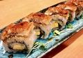 料理メニュー写真うなぎ寿司