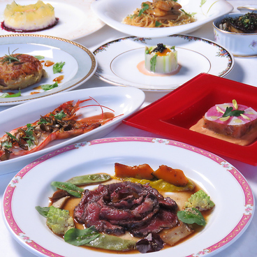 クー・ド・マサのおすすめ料理1