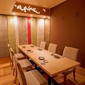 合コンから会食にも6名テーブル個室