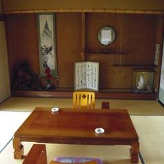 落ち着いた雰囲気の個室は接待にもぴったり。和のしつらえが大切なおもてなしを演出。
