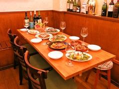 魚と野菜のうまい店 伸信 NOBUの雰囲気1