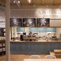 九州パンケーキカフェ 武雄市こども図書館店の写真