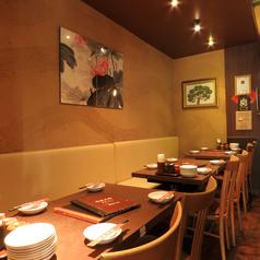 陳家私菜 ちんかしさい 新宿店の雰囲気1