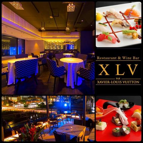 一流シェフによるフレンチと和食を融合させた創作料理を楽しむレストラン&ワインバー