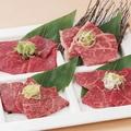 料理メニュー写真和牛三昧盛合せ(お肉240g/2~3名さま)