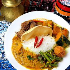 shisha salut シーシャサルートのおすすめ料理1