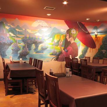 横浜ビール 驛の食卓の雰囲気1
