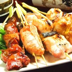 炭火串焼 いろどりや 五反田のおすすめ料理1