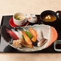 料理メニュー写真にぎり寿司