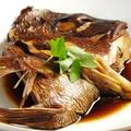 料理メニュー写真鯛のあら炊き/ブリ大根/牛タンシチュー