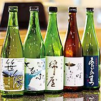 宮城県内純米酒を心ゆくまで堪能