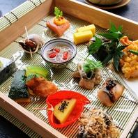 彩り豊かな季節のお料理を3000円から