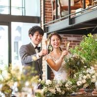 【雰囲気◎結婚式二次会にオススメ!最大80名様】