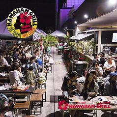 ノルベサ THE TERRACE BEER GARDEN Hawaiian grill aloha amigo特集写真1