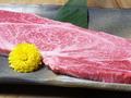 料理メニュー写真神戸ビーフ ロース